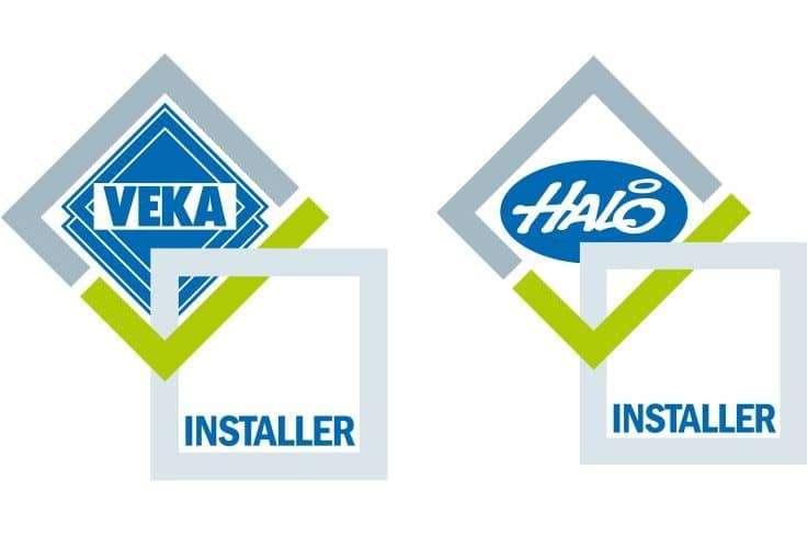 Approved Installer Scheme logos