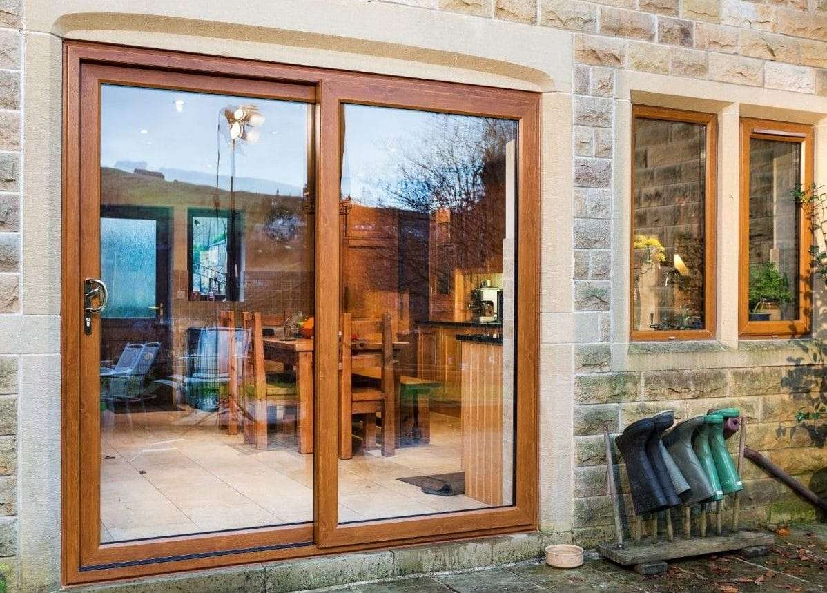 Imagine Patio Door