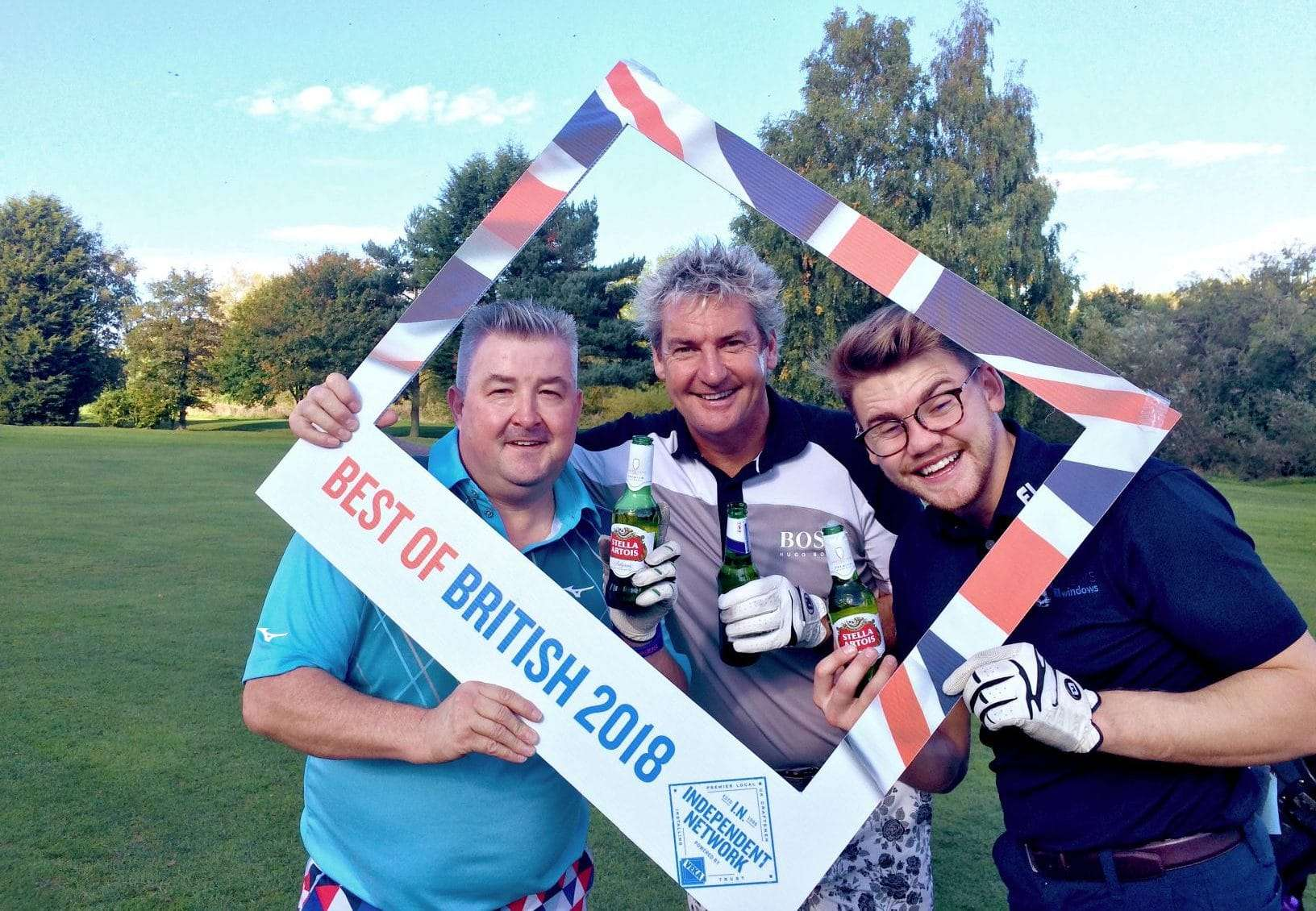 Independent Network Golf Day
