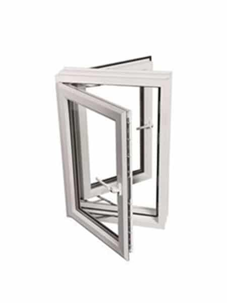 Halo Twin Sash Window