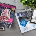 Magazines advertising independent network