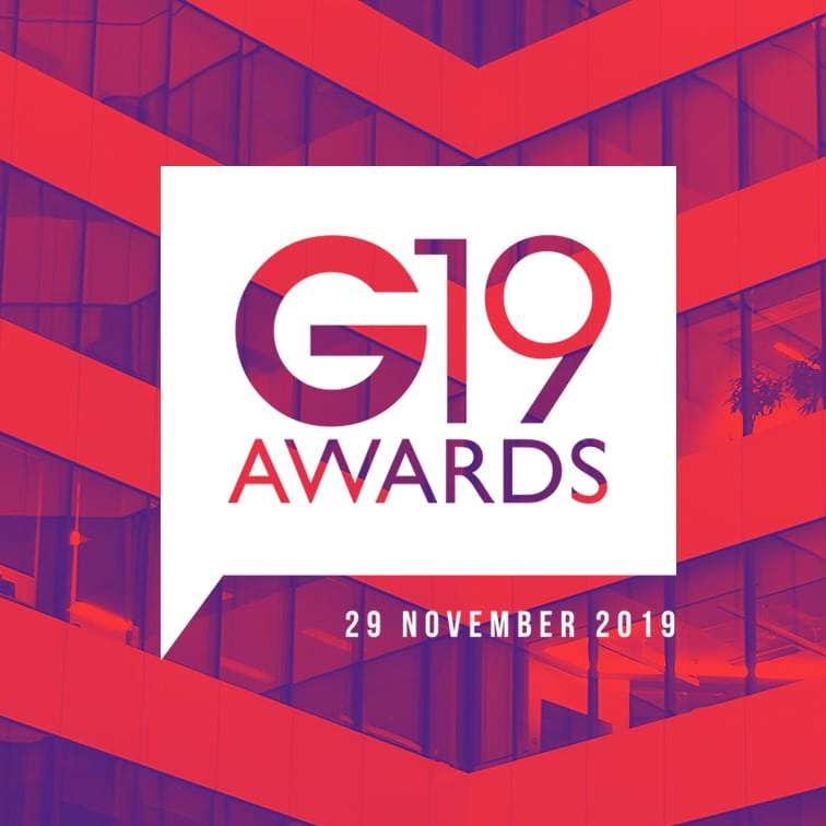 G19 Awards Logo