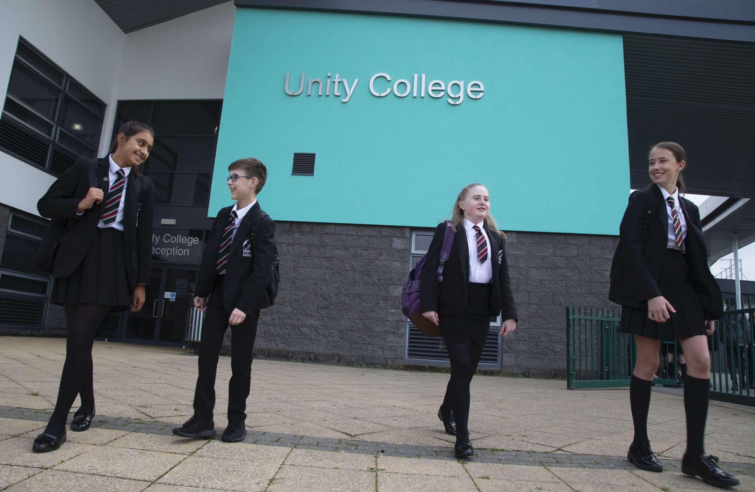 VEKA joins Unity College for speed networking event